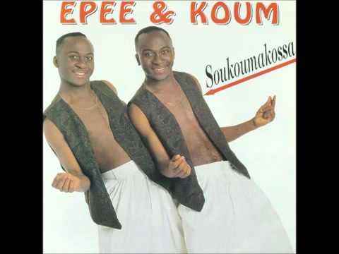 Epée et Koum - Moum'a mbamba