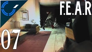Yours Truly (The Face Reveal Stream)  - 07 - F.E.A.R (PC)