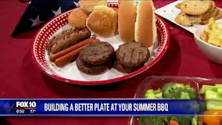 Healthy BBQ for Fourth of July