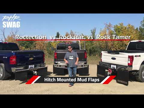 Which Towing Rock Guards \u0026 Mud Flaps Are Best For You?