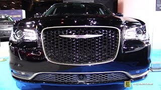 2016 Chrysler 300S Alloy Edition - Exterior Interior Walkaround - Debut at 2016 Chicago Auto Show