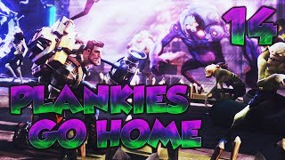 Fortnite: Save The World - Plankies Go Home