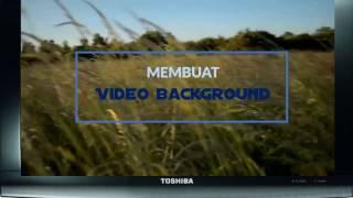 Cara membuat Background video Powerpoint