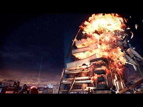 Top 5 Destructible Environments In Video Games