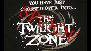 """Something Borrowed""- Twilight Zone Spoof"
