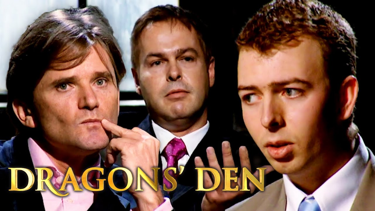 Peter Battles Fellow Dragons Over 21-Year-Old's Equity Stake | Dragons' Den