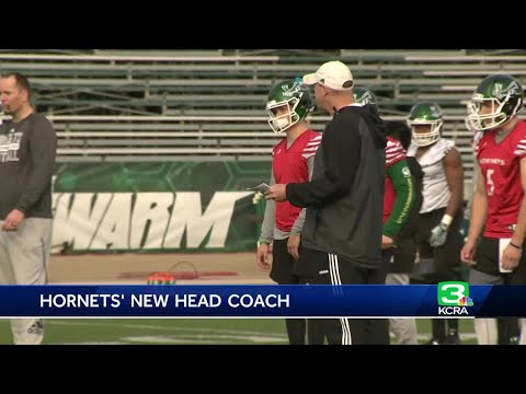 New Football Head Coach Takes Field At Sac State