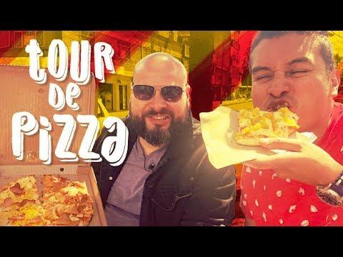El tour de la pizza (en Bogotá) | Los Insaciables