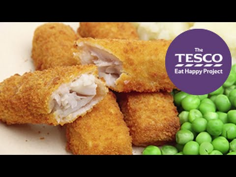 Golden Fish Fingers With Marine Biologist David In Lincolnshire (Trailer)