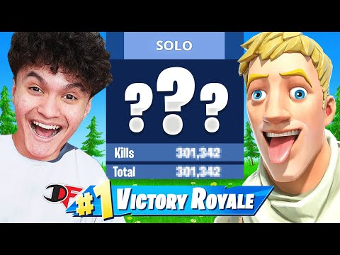 I EXPOSED My Random Duos Stats in Fortnite