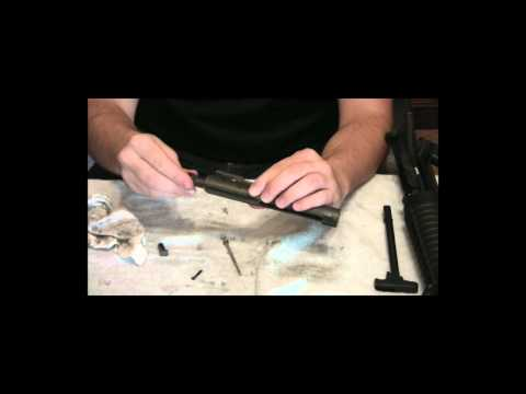 How to Clean an AR15 Part 2