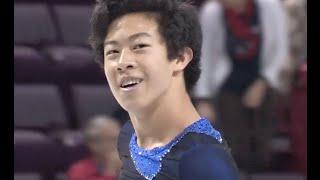 2015 ISU Jr. Grand Prix - Colorado Springs Men Free Skate Nathan CHEN USA