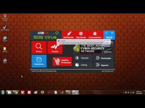 Eliminar Accesos Directos De Una USB O PC[SOFTWARE AUTOMÁTICO]