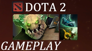 Dota 2 Underlord Ranked Gameplay Commentary