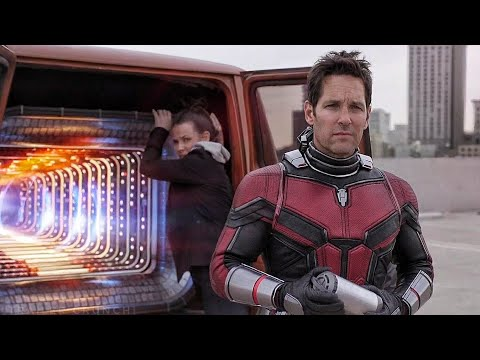Ant-Man And The Wasp - Post Credit Scenes - Ant Man And The Wasp (2018) Movie Clip HD