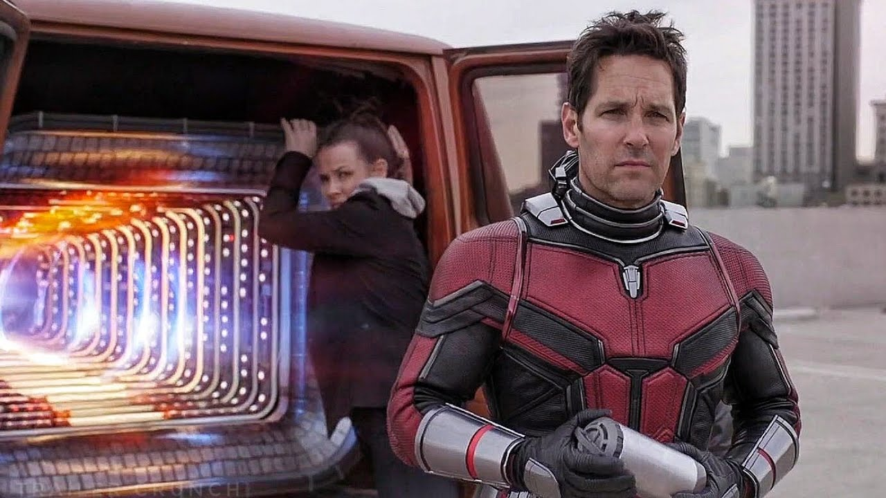 Download Ant-Man and the Wasp - Post Credit Scenes - Ant Man and the Wasp (2018) Movie Clip HD