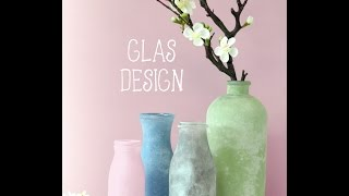 Glas Design DIY