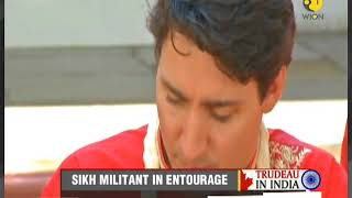 WION Gravitas: Convicted Sikh militant invited to Canadian PM Justin Trudeau dinner in Delhi