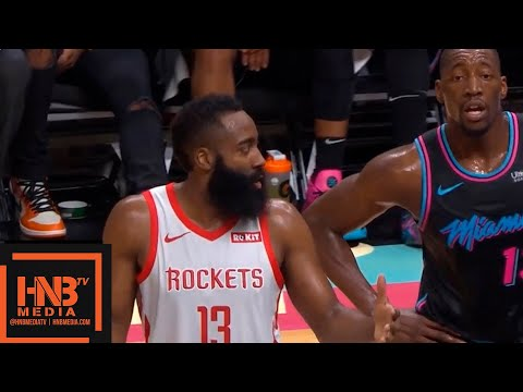 Houston Rockets vs Miami Heat 1st Half Highlights | 12.20.2018, NBA Season