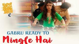Gabru Ready to Mingle Hai | Happy Bhag Jayegi | New Song Teaser Out