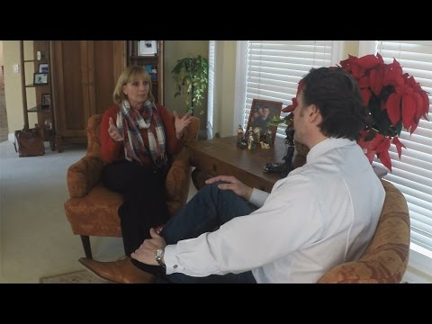 At Home With N.J.  Lt. Governor Kim Guadagno