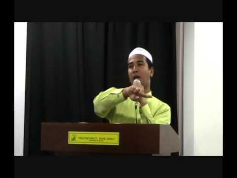 Alam Maritim - Tazkirah Khas Ustaz Syed Norhisyam Al-Idrus (15/01/2014)