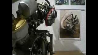 AM6 50cc TURBO  (Minarelli)