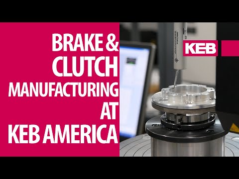 How It's Made - Industrial Electromagnetic Brake & Clutch