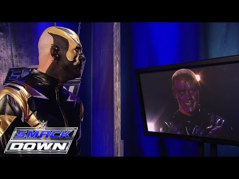 Stardust interrupts Goldust's interview: SmackDown, February 19, 2015