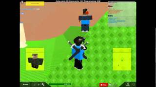 Me playing laser tag on roblox by daxter33 (my second laser tag video)