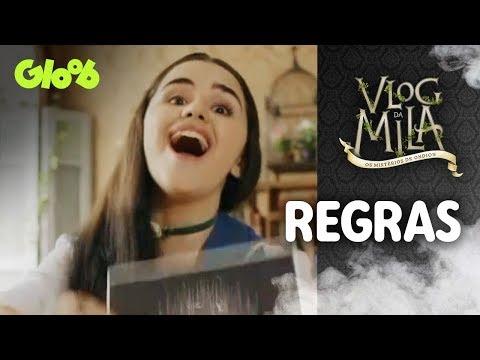 REGRAS | EP.07 | Vlog da Mila | Gloob