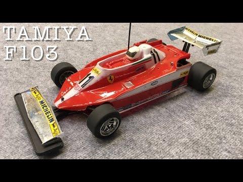 Tamiya Ferrari 312T3 F104W Sealed Bearing Kit