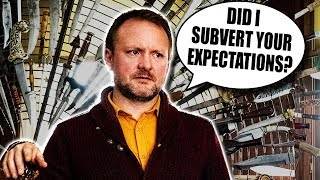 KNIVES OUT: A Rian Johnson SUBVERSION