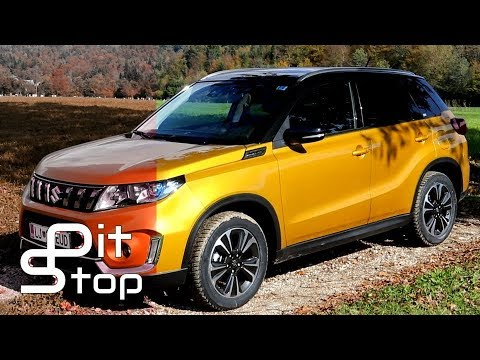 2018 new suzuki vitara facelift youtube. Black Bedroom Furniture Sets. Home Design Ideas