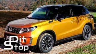 "2018 New Suzuki Vitara ""facelift"""