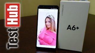 Samsung Galaxy A6+ recenzja | test