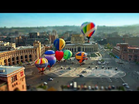 Армения. Новое видео! (Русская Версия) HD