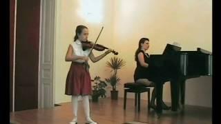 Anika Goldner,10, N.Baklanova, Romansa