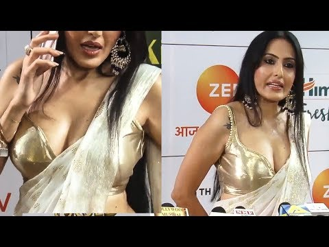 Kamya Punjabi Bold and HOT GOLD Awards 2018  Red Carpet - Bold and HOT thumbnail