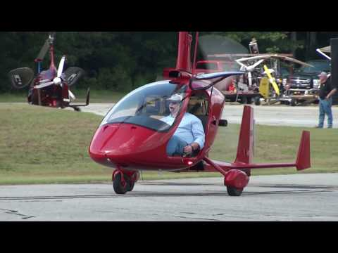 2017 Wrens Gyrocopter Event