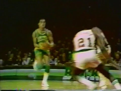 Dennis Johnson (20pts) vs. Bucks (1980 Playoffs)