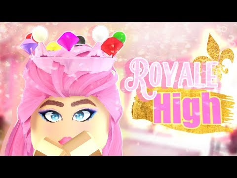 FILLING MY CROWN WITH JEWELS! 25,000 DIAMONDS 💎 Roblox Royale High 👑