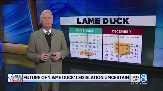 Future of 'lame duck' session uncertain