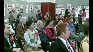 嘉州画家袁林画展在美国洛杉矶开幕