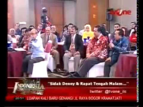 Ruhut Sitompul Dimarahi Prof Sahetapy Gak Berani Jawab !!