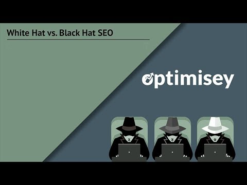 White Hat vs. Black Hat SEO - Craig Campbell at Optimisey
