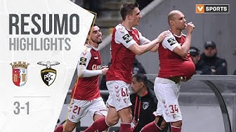 Highlights | Resumo: SC Braga 3-1 Portimonense (Liga 19/20 #24)