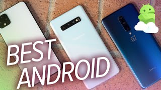 Best Android Phones of early 2020