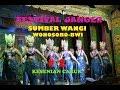 Festival Janger Sumber Wangi(SASTRA DEWA) Banyuwangi 2017-Kesenian Caruk