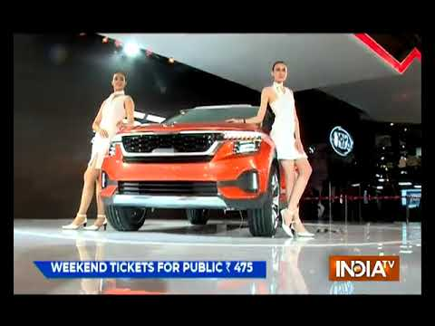 Auto Expo All You Want To Know Dates Venue Timing And - Auto show tickets price